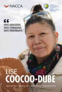 Lise Coocoo-Dubé